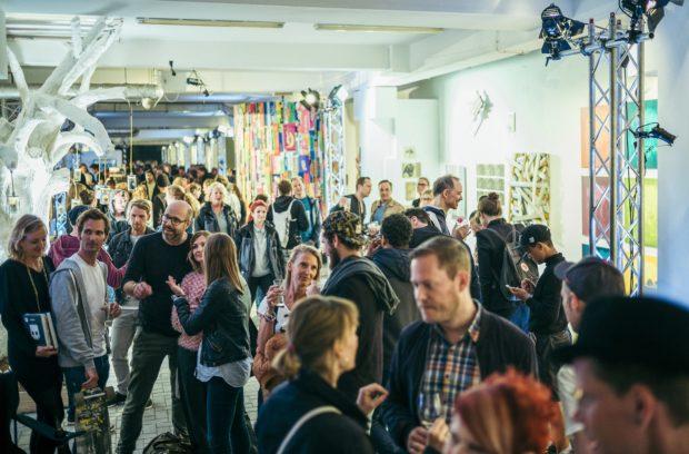 Millerntor Gallery 2016
