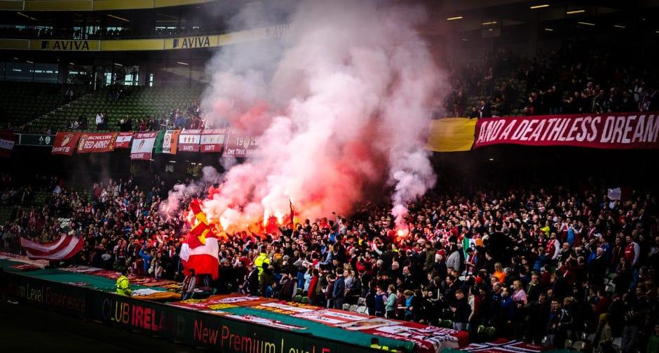 Pyro im Stadion: Kultur oder Randale?