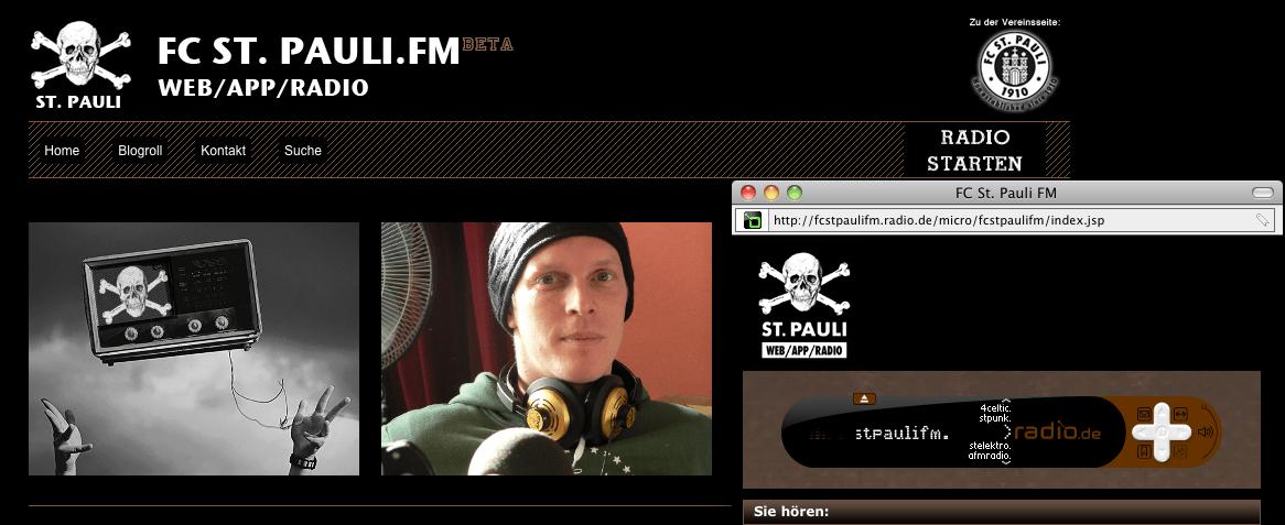 Meine 11: Michael Frontzecks Lieblingssongs für FC St. Pauli FM (Youtube Playlist)