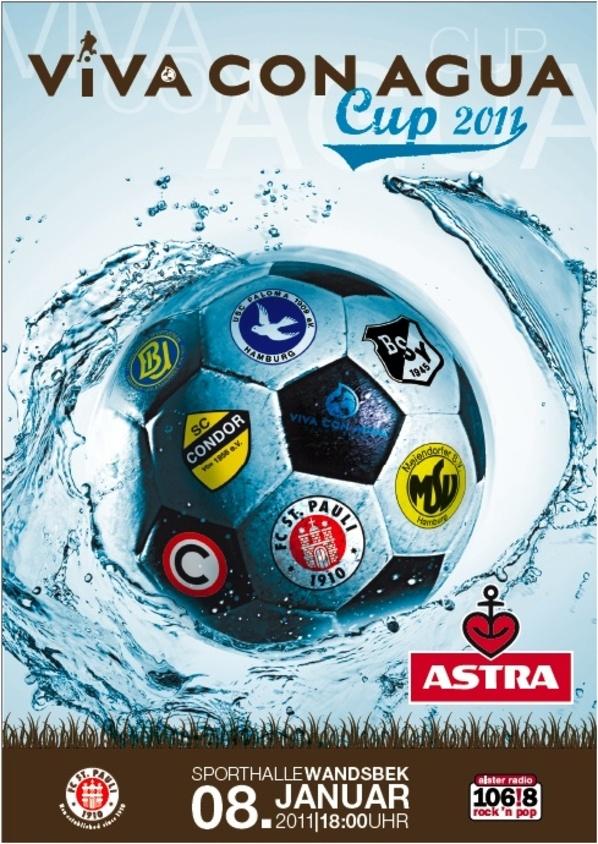 Viva Con Agua Cup 2011 St Pauli Nu De