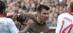 Bildausschnitt Fabian Boll FCSP-HSV 1:0