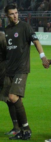 Fabian Boll, FC St. Pauli - Foto: wikicommons, Northside