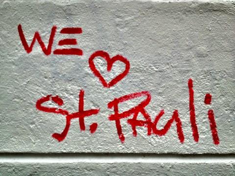 we love stpauli wallpaper