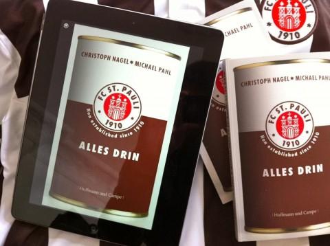Cover Foto: FC St. Pauli - Alles drin: Der Verein und sein Viertel [Kindle Edition]