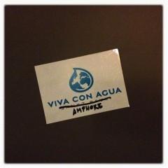 Viva Con Agua Aufkleber Amphore