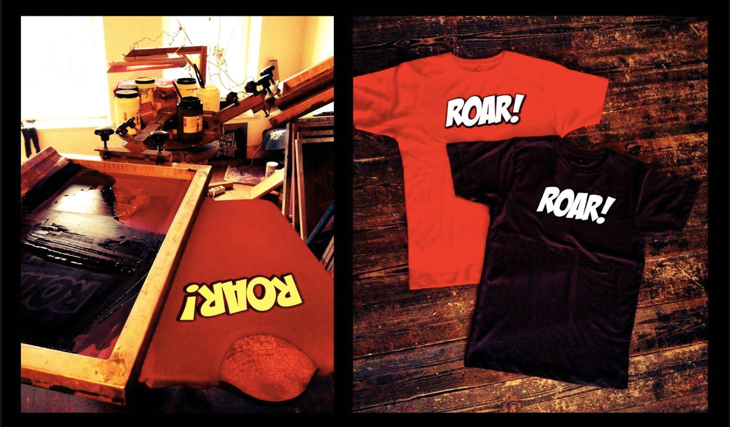 Millerntor ROAR T-Shirt