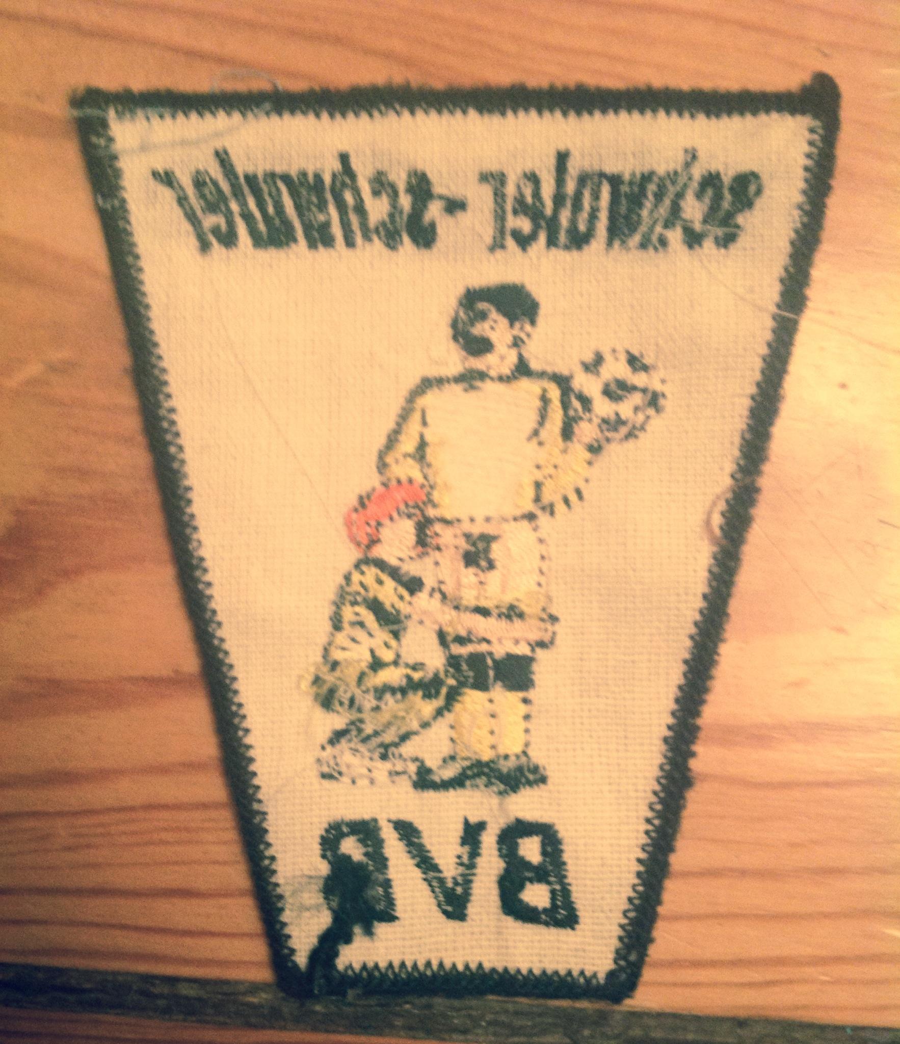 Sticker schwuler schwuler BVB
