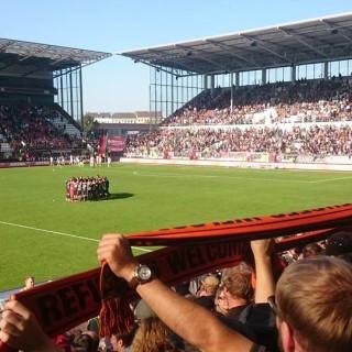 YNWA FC St. Pauli Millerntor