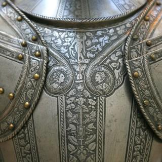 Under Armour Symbolbild: Knights Armour