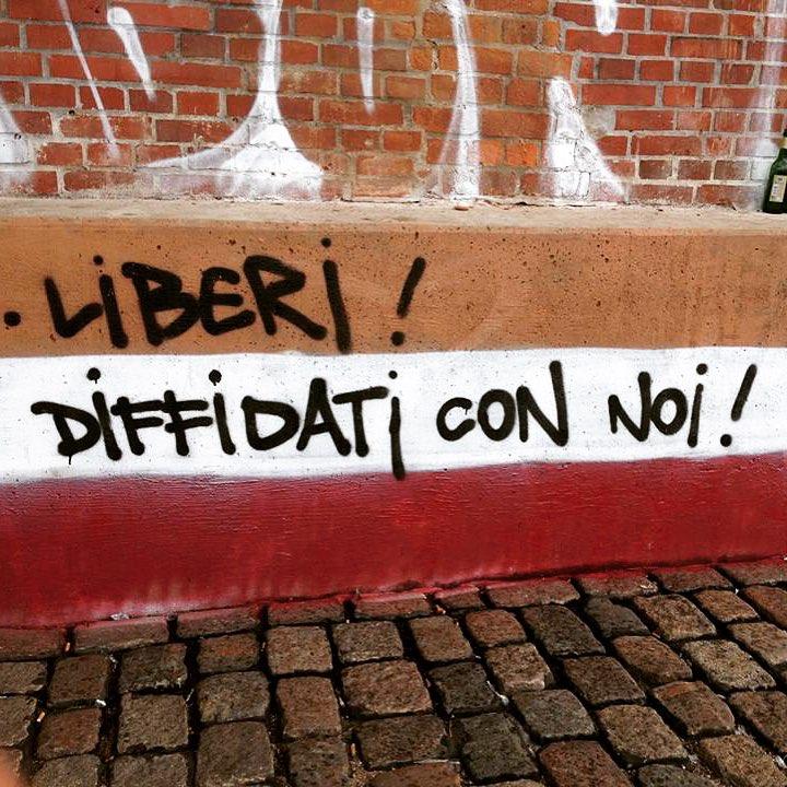 Liberi! Diffidati con noi @fcstpauli