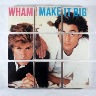 Mary McCoy Wham, Make it Big Front Album Art Coasters