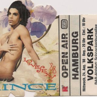 Prince Lovesexy Millerntor