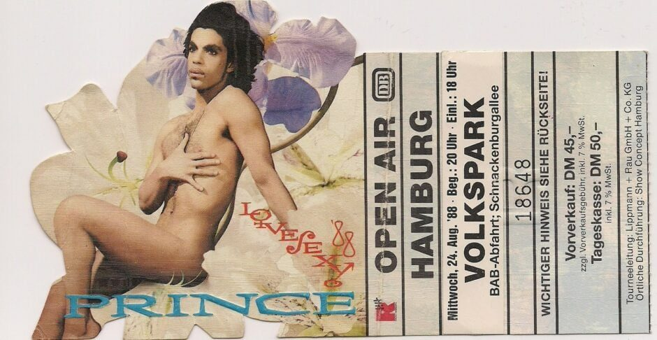 prince-1988-Millerntor-Hamburg-ticket