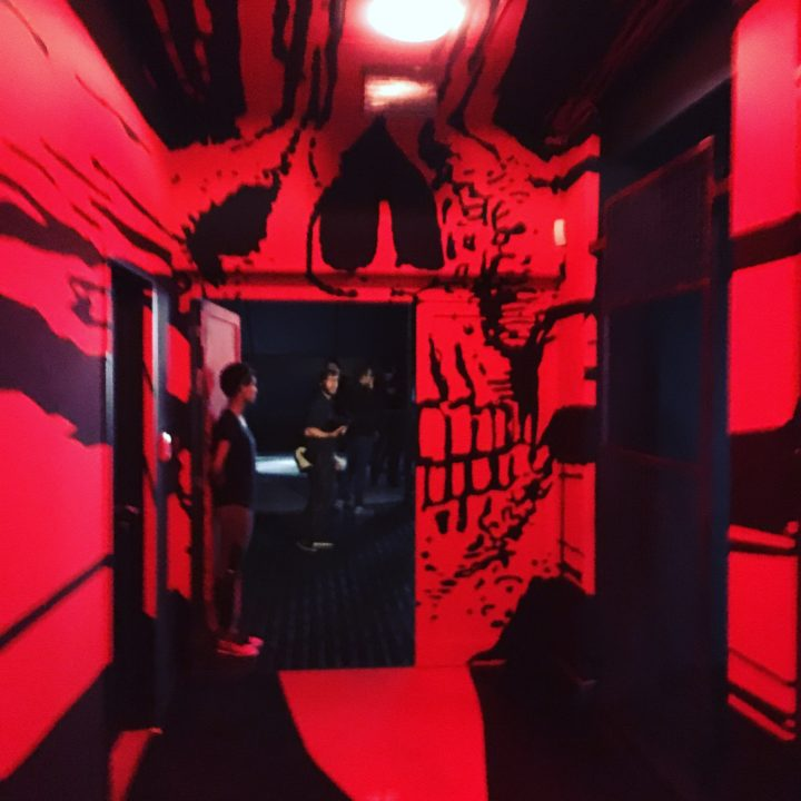 Spielertunnel FC St. Pauli Welcome Hell