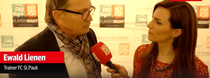Ewald Lienen Mopo Interview