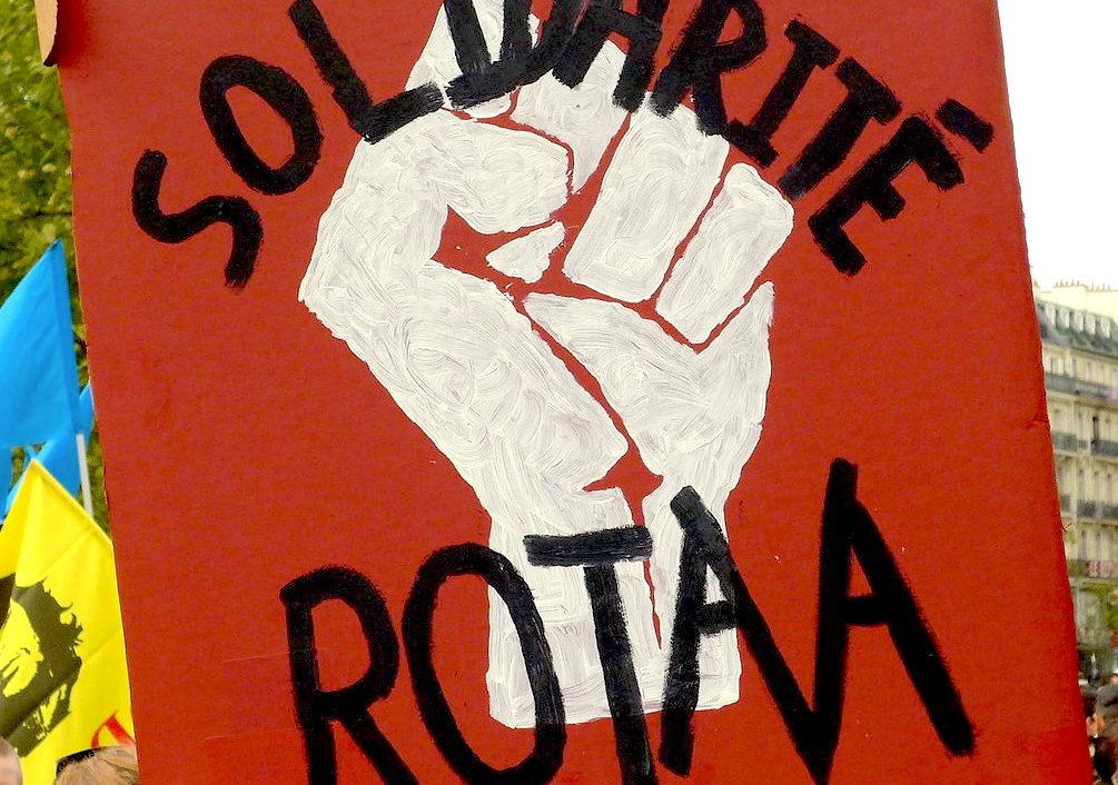 Solidarität Rojava