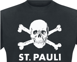 FC St. Pauli Shirt (official Merchandise)