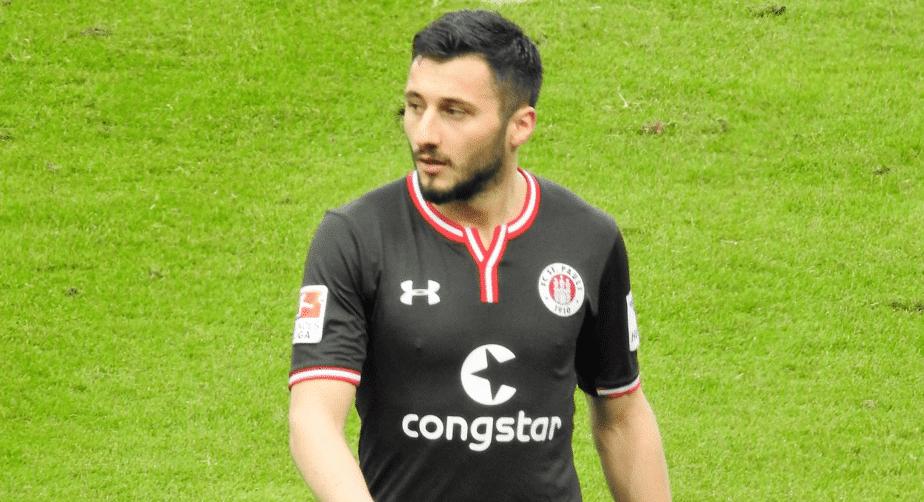 Cenk Sahin FC St. Pauli