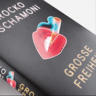 Buch - Cover Rocko Schamoni - Große Freiheit