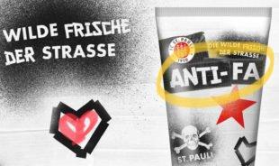 Anti-fa Duschgel FC St. Pauli