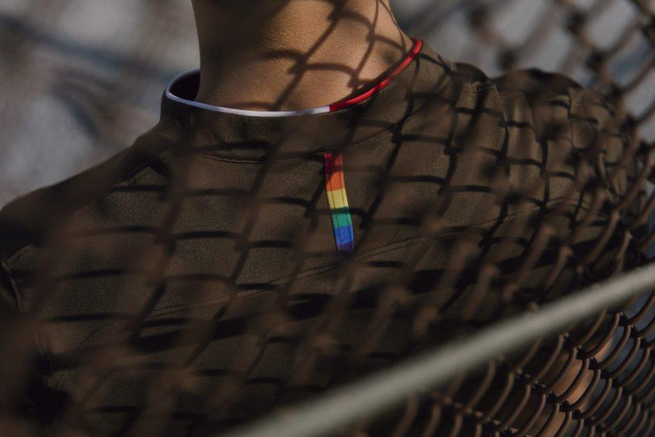 FCSP Home-Trikot Under Armour Rainbow.